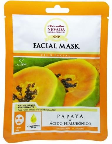 Mascarilla de Papaya 1u x 30g en Piel Farmacéutica