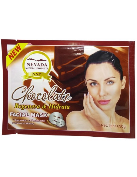 Mascarilla de Chocolate 1u x 50g