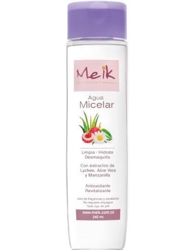 Meik Agua Micelar x 240mL en Piel Farmacéutica