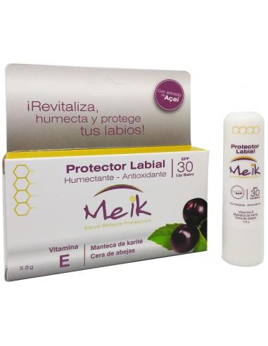 Meik Protector Labial SPF 30 x 3.8g en Piel Farmacéutica