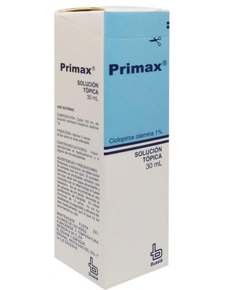 Primax Solución Tópica x 30mL