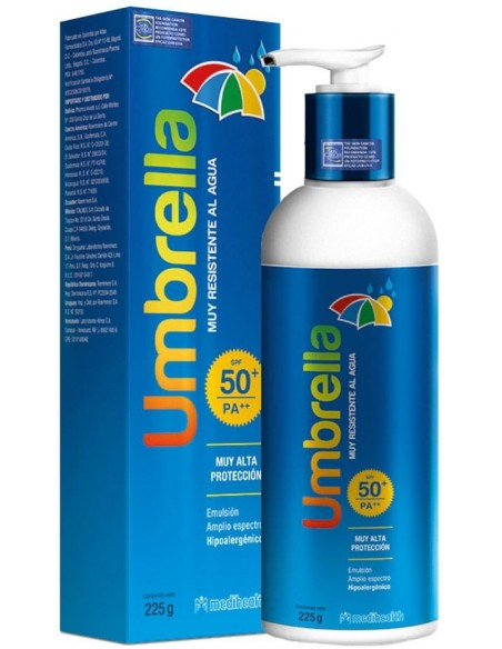 Umbrella Water Proof SPF 50+ x 225g