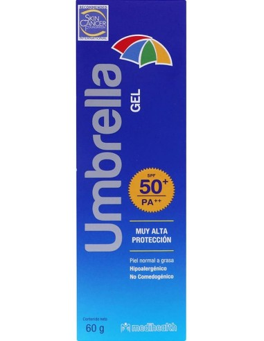 Umbrella Gel SPF 50+ x 60g ****