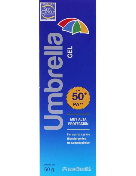 Umbrella Gel SPF 50+ x 60g