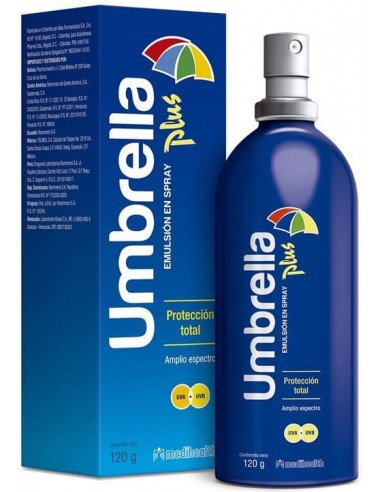 Umbrella Plus SPF 50+ x 120g ****