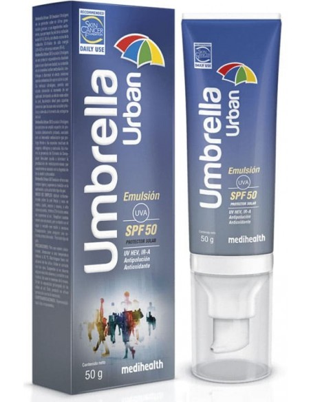Umbrella Urban SPF 50 x 50g