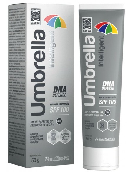 Umbrella Intelligent SPF 100 x 50g
