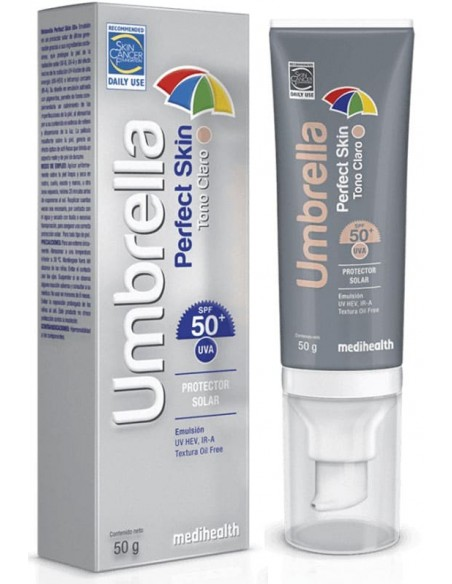 Umbrella Perfect Skin SPF 50+ Tono Claro x 50g