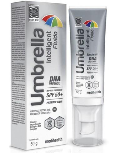 Umbrella Intelligent Fluido SPF 50+ x 50g en Piel Farmacéutica