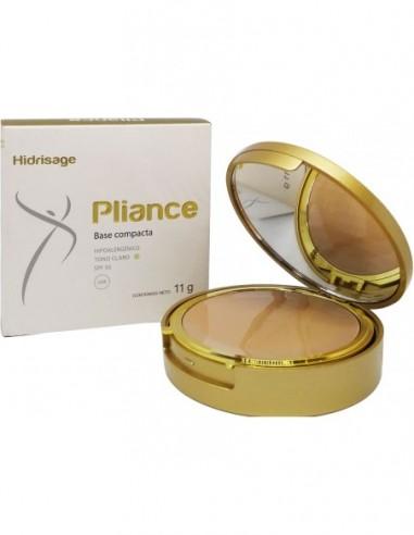 Pliance Base Compacta SPF 50 Tono Claro x 11g ****