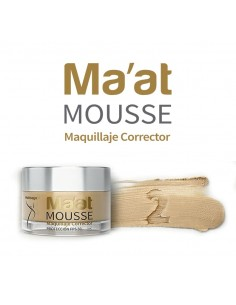Ma'at Mousse Maquillaje Corrector SPF 50 Tono 2 x 25g