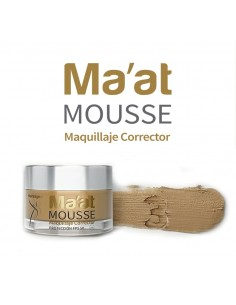 Ma'at Mousse Maquillaje Corrector SPF 50 Tono 3 x 25g