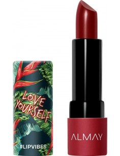 Almay Labial Lip Vibes Love Yourself x 4g