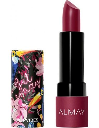Almay Labial Lip Vibes Get Crazy x 4g ****
