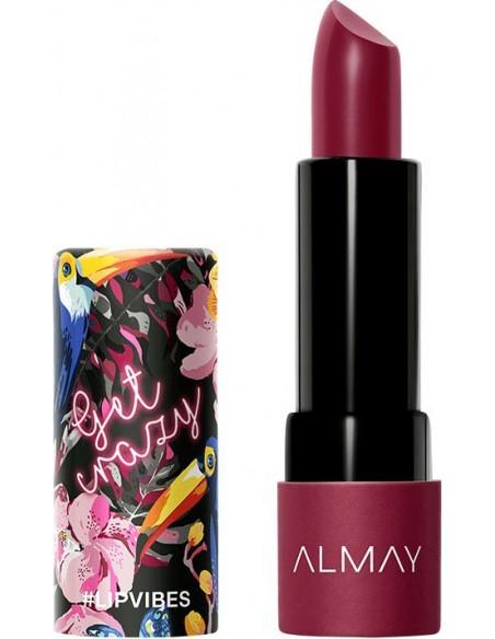 Almay Labial Lip Vibes Get Crazy x 4g