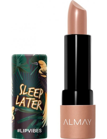Almay Labial Lip Vibes Sleep Later x 4g