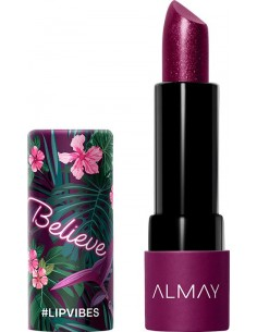 Almay Labial Lip Vibes Believe x 4g