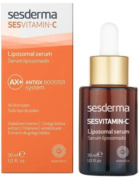 Sesvitamin-C Serum Liposomal x 30mL
