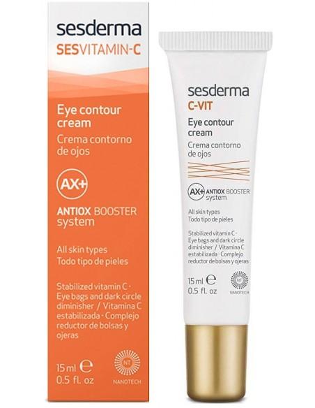 Sesvitamin-C Crema Contorno de Ojos x 15mL