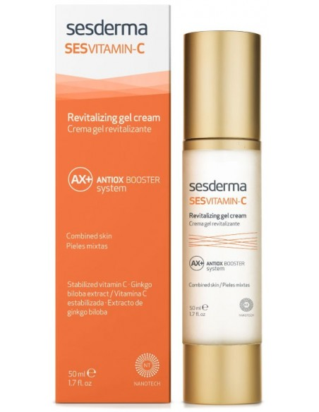 Sesvitamin-C Crema Gel x 50mL