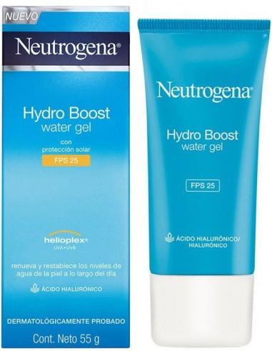 Hydro Boost Hidratante Facial SPF 25 x 55g en Piel Farmacéutica