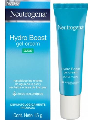 Hydro Boost Crema Gel Contorno de Ojos Anti-Fatiga x 15g en Piel Farmacéutica