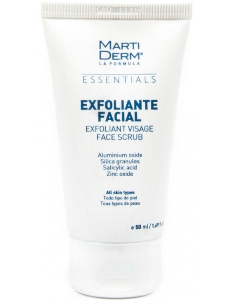 MartiDerm Essentials Exfoliante Facial x 50mL