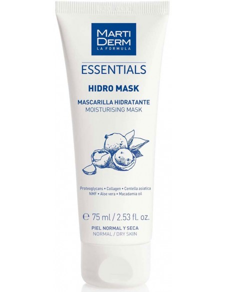 MartiDerm Essentials Mascarilla Hidratante x 75mL