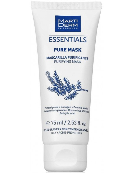 MartiDerm Essentials Mascarilla Purificante x 75mL