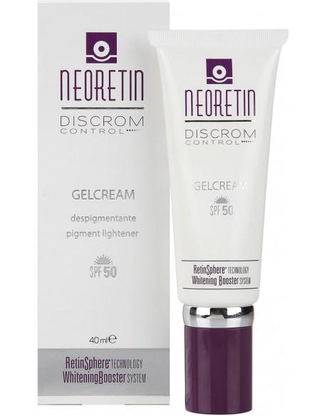 Neoretin Discrom Control Gelcream SPF 50 x 40mL