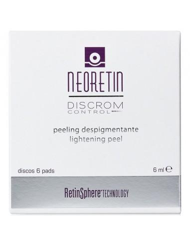 Neoretin Discrom Control Peeling Pads 1mL x 6u en Piel Farmacéutica