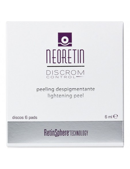 Neoretin Discrom Control Peeling Pads 1mL x 6u