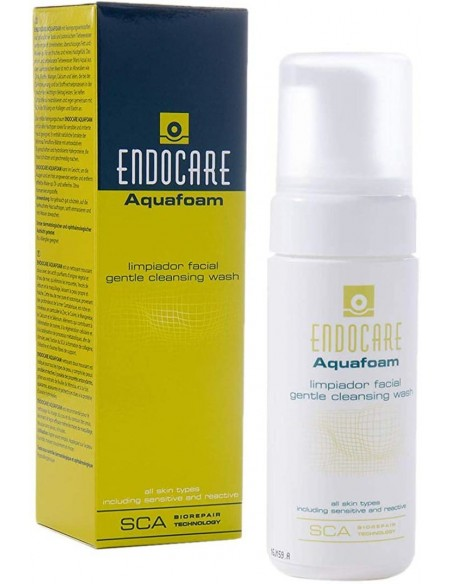 Endocare Aquafoam Solución Micelar x 125mL