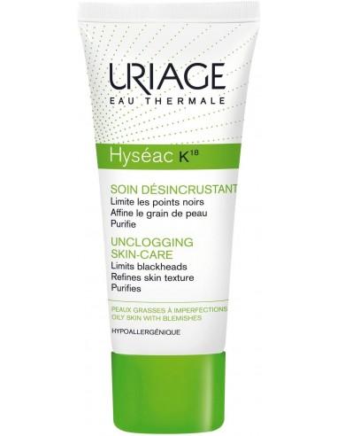 Uriage Hyséac K18 x 40mL en Piel Farmacéutica