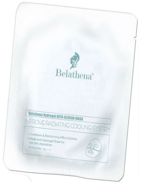 Belathena Mascarilla Hidrogel Beta-Glucano x 30g