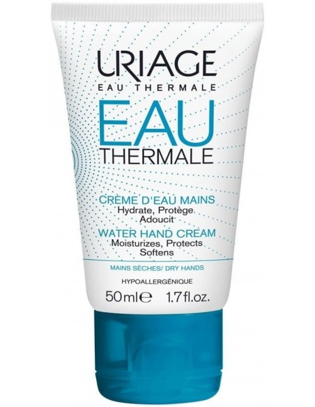 Uriage Agua Termal Crema de Manos x 50mL