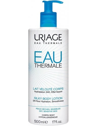 Uriage Agua Termal Leche Corporal x 500mL ****
