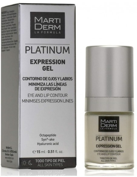 MartiDerm Platinum Expression Gel x 15mL