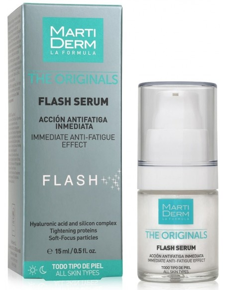 MartiDerm The Originals Flash Serum x 15mL