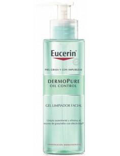 DermoPure Oil Control Gel Limpiador Facial x 200mL