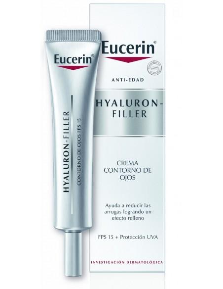 Hyaluron-Filler Contorno de Ojos SPF 15 x 15mL
