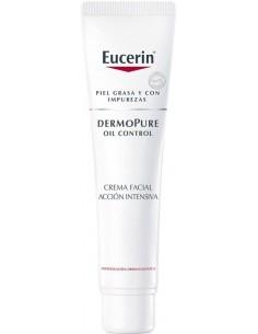 DermoPure Oil Control Crema Facial Acción Intensiva Noche x 40mL