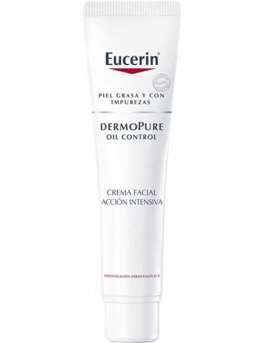 DermoPure Oil Control Crema Facial Acción Intensiva Noche x 40mL ****