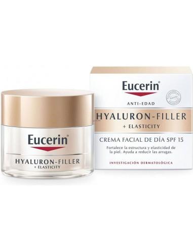 Hyaluron-Filler + Elasticity Crema Día SPF 15 x 50mL ****