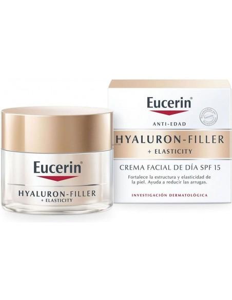 Hyaluron-Filler + Elasticity Crema Día SPF 15 x 50mL