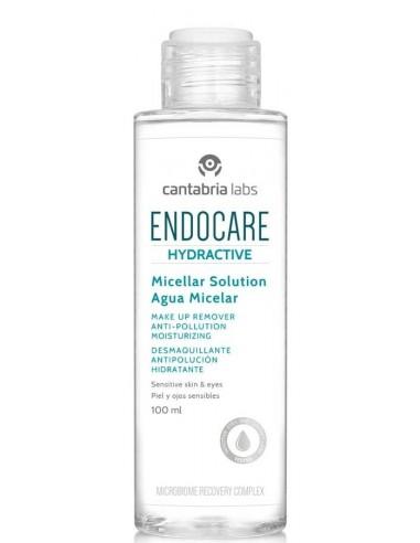 Endocare Hydractive Agua Micelar x 100mL en Piel Farmacéutica
