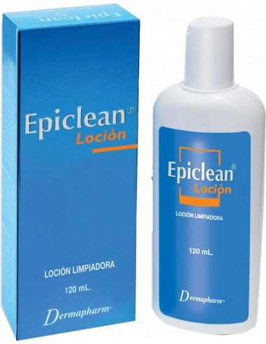 Epiclean Loción x 120mL en Piel Farmacéutica