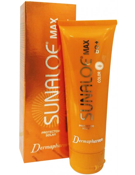 Sunaloe Max SPF 50+ Color x 60g