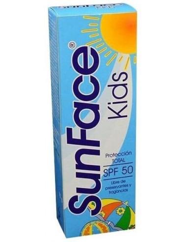 SunFace Kids SPF 50 x 75g ****
