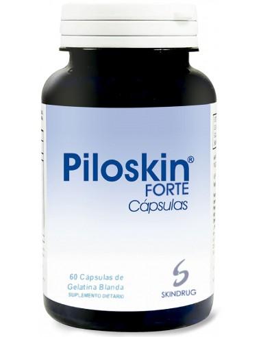 Piloskin Forte Cápsulas x 60u en Piel Farmacéutica